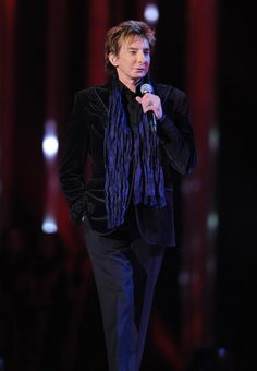 barry manilow photos 2014 | Barry Manilow Photos - Nobel Peace Prize Concert - Rehearsals - Zimbio
