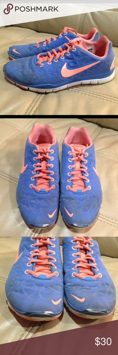 Women's Nike Free TR Fit 3 Atletic Shoes Please see photos for details. Nike Shoes Athletic Shoes