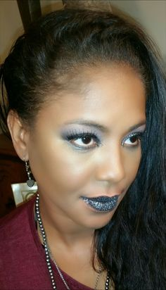 Check it out! Chrome Lips at La Jolie Boutique