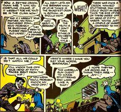 From Batman (Vol. 1) #25 (1944)