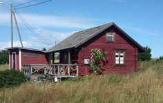 Coffee hause Cabin, Island, Coffee, House Styles, Photos, Home Decor, Kaffee, Pictures, Decoration Home