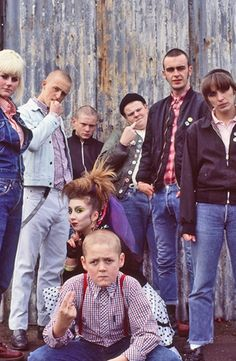 This Is England, Directed by Shane Meadows, 2006.
