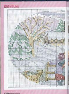 Gallery.ru / Фото #1 - Cross Stitch Crazy 068 январь 2005 - tymannost
