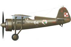 PZL P.11c | Silver Wings