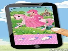 Scratch & Discover Princesses  Android App - playslack.com , If your daughter loves princesses, then this is her ideal app. We are specialists in creating apps that help the imagination's development and that stimulate the creativity of babies and toddlers. Discover the picture by quickly scratching or sliding your finger on it.Features:• Educational game with infinite possibilities• For children who attend nursery school, primary school• For children ages 0 to 6• Ideal to learn how to…