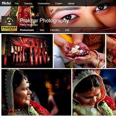 View my wedding photography on flickr www.flickr.com/photos/prakhar_photography