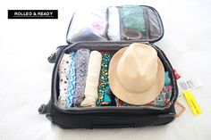 How to Pack Two Weeks in a Carry-On | Perpetually Chic