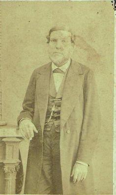 Lavradio. Barão do; José Pereira Rego (LDRJ-B4B)
