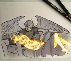 Illustrator and Comic Artist Gabriel Picolo. Gabriel Picolo is Continue Reading and for more art →View Website t Couple Manga, Couple Art, Love Drawings Couple, Gabriel Picolo, Comic Artist, Disney Fan Art, Love Art, Art Inspo, Art Reference