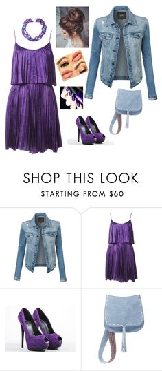 """Untitled #493"" by cool-julija ❤ liked on Polyvore featuring LE3NO, Halston Heritage, Giuseppe Zanotti, Steve Madden, Arthur Marder Fine Jewelry and OPI"