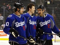 Richards, Fraser, Martinez Pre-Game