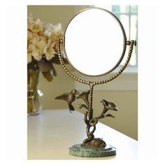 Hummingbird Mirror | Vanity Mirror | SPI | Decor