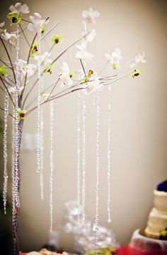 hanging crystals. image by Simply Southern Photography.