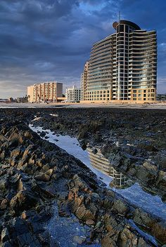 Ocean View apartment on Beach Road - Strand - Cape Town, South Africa. Beautiful Places To Visit, Oh The Places You'll Go, Beautiful World, African Colors, African Art, Ocean View Apartment, Best Family Beaches, Beach Road, Rest Of The World