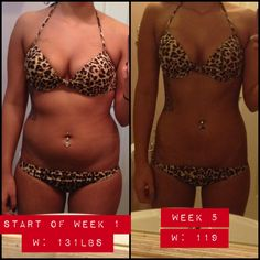 This girl has an awesome meal plan, what NOT to eat, work out plan, all kinds of good stuff!