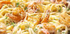 Creamy Shrimp Pasta | Food Recipes