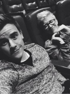 Movie night! My two favorite youtubers -- Connor Franta and Tyler Oakley <3