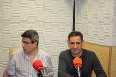 Planeta Biblioteca. Radio Universidad de Salamanca. Junio de 2012. José Antonio Cordón y Julio Alonso Arévalo