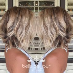 Perfect blonde balay