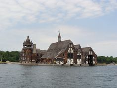 Bolt Boat House