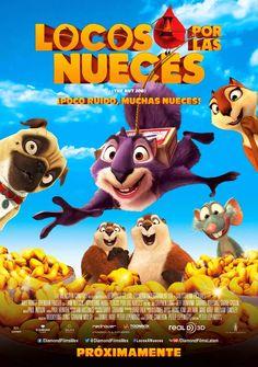 """""""LOCOS POR LAS NUECES"""" (2014)"""
