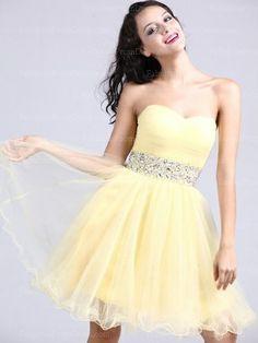 2014 Cheap Party Dress 2014 Style A-line Sweetheart Beading Sleeveless Short / Mini Tulle Cocktail Dresses/ Homecoming Dresses