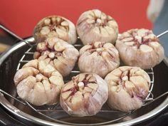 Instant Pot Roasted Garlic image