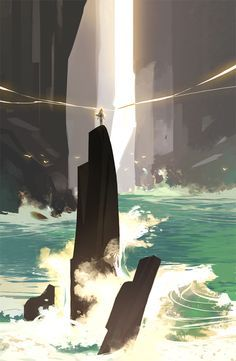 The Art Of Animation, Amei Zhao - do you know how some pins just give you a burst of inspiration? I love that :)
