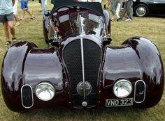 1938 Alfa Romeo 6C 2500 Mille Miglia Spyder