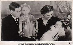 Familie des Herzogs von Kent by Miss Mertens, via Flickr