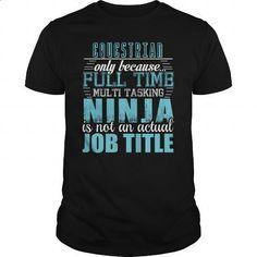 EQUESTRIAN Ninja T-shirt - #shirt designs #earl sweatshirt hoodie. ORDER HERE => https://www.sunfrog.com/LifeStyle/EQUESTRIAN-Ninja-T-shirt-Black-Guys.html?60505