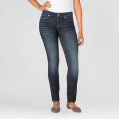 Denizen from Levi's Women's Modern Slim Jeans - Marissa 14 Short, Blue