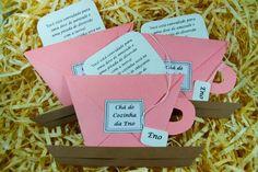 Convite de Chá de Panela [ Inspiração ]   A Noiva SUD