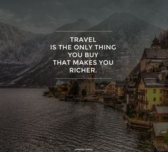 Brooke and I are often searching for inspirational travel quotes. We love them. We find great ones online and send them to each other. We discuss their meanings. While there are hundreds of beautif…