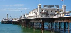 In the image displayed you can see Brighton pier the perfect place for tourists and people across the board it not only has a big arcade but has many rides located on the pier and places to eat.