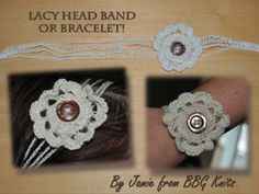 Headband/bracelet