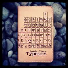 Yes, this is a real thing. And, it's awesome. #moleskine #typeface