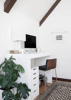 Modern minimalist of