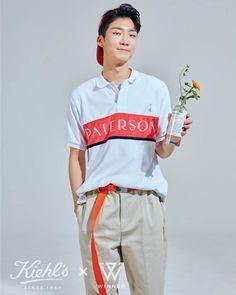 "WINNER for ""Kiehl's Korea"" (Hoony,Lee Seunghoon)"