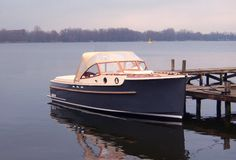 PTS 26 built by Statement Marine of Schaken, The Netherlands. Designed by Vripack. http://statementmarine.nl/pts-26/?lang=en