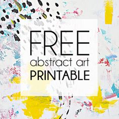 This is a tutorial that describes how anyone can make their own masterpiece of abstract art. It happens to be very easy and fast DIY Abstract Artwork Tutorial.