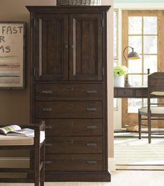 Down Home Paula's Kitchen Organizer Cabinet by Paula Deen by Universal