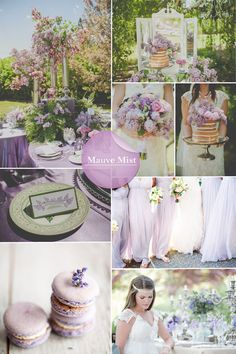 Fall 2014 Wedding Trends. Mauve Mist If you find radiant orchid too loud then this shade of pink may just be the right color for you. It' s a soft elegant color that works well during any season of the year.