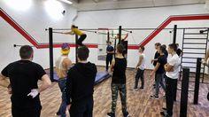 Treniruotės – Gatvės gimnastika