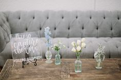 This gorgeous dusty blue and pastel beach wedding in San Diego was both stunning and intimate. Vintage furniture from Archive Rentals made a lounge ceremony set up with couches and vintage chairs. Vintage Chairs, Vintage Furniture, Small Beach Weddings, Card Boxes, Instagram Sign, Lucky Day, Guest Books, Lounge Furniture, Freaking Awesome