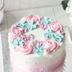 #onlinecake #flowerscake