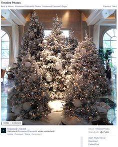 Great Facebook  post from Rosewood Crescent Hotel à Dallas, TX / Sympathique post Facebook de Rosewood Crescent Hotel à Dallas, TX https://www.facebook.com/RWCrescent/photos/a.465000989120.242335.68475779120/10152628679069121/?type=1