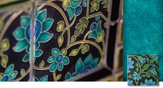 beautiful accent tile from motawi tile works. Decoration, Art Decor, Tapestry Wallpaper, Mexican Tiles, Tile Art, Craftsman Style, American Art, Art Boards, Amazing Art