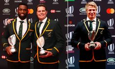 South Africa flanker Pieter-Steph du Toit crowned World Rugby player of the year Emily Scarratt, Siya Kolisi, Go Bokke, South African Rugby, Rugby Championship, Coach Of The Year, Rugby World Cup, Rugby Players, Coaching