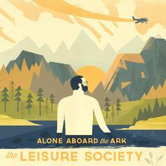 Alone Aboard the Ark - Owen Davey Illustration #character #illustrator